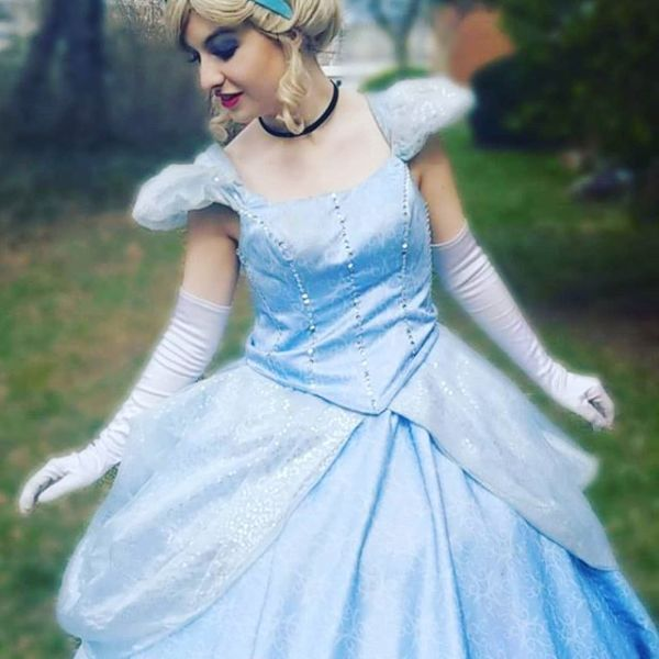 Cinderella children's party